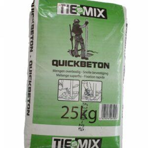 Tiemix Quickbeton