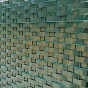 Lamellen voor 2D panelen